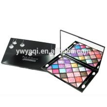 Pigmento alta más colores sombra de ojos de colores de la mezcla mineral brillo