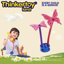 Creative Toys Building Block Batterfly Décoration d'intérieur