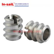 Insert à visser en acier inoxydable DIN7965
