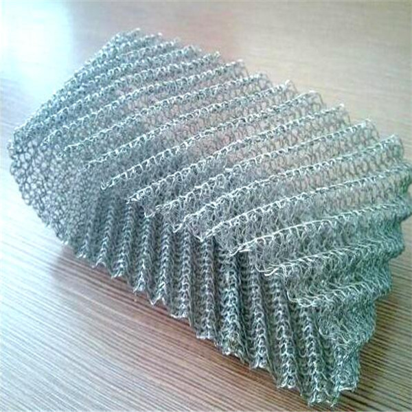 304 knitted wire mesh