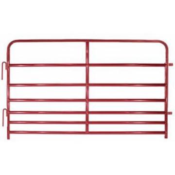 Cerca galvanizada mergulhada quente dos carneiros da porta do painel da cerca dos animais da porta do painel da cerca