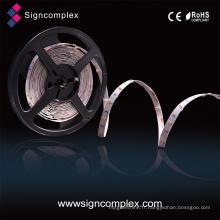 Lumière flexible décorative 5730 de la bande LED IP30 LED décorative élevée de 21.6W / M LED