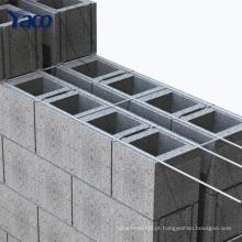 Anping YACHAO fábrica de Ferro Material alvenaria escada treliça de malha