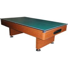 Mesa multifuncional de tenis de mesa y mesa de billar (TE-12)