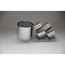 Fita adesiva da folha de alumínio à prova de fogo da tira