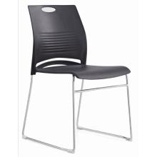 Chaise de salle à manger en plastique de vente chaude