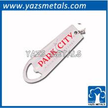 personalize chaveiros, keychain personalizado do parkcity