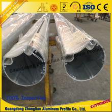 Perfil leve de alumínio do quadro para o tubo de alumínio