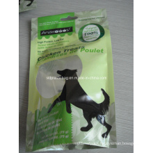 2.65 Oz Stand up Zipper Bag for Animals Treats