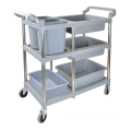 Fiive Benne Plastic Collection Carrello