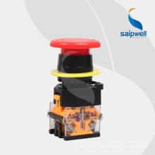 2014 новый продукт Saip расширенная кнопка, кнопка поворота, кнопка с высокой крышкой с CE