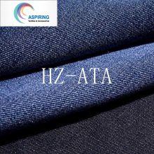 Made in China Tejido de algodón barato Jean Denim tela