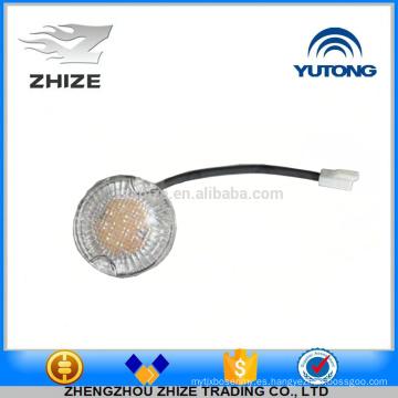 Piezas de repuesto del autobús del proveedor de China 3716-00153 Lámpara de marcado del contorno delantero para Yutong