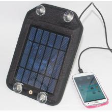 Chargeur de panneau solaire portable à conversion variable 2.4W