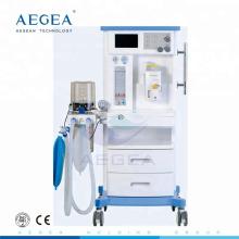 AG-AM001 Surgical O2 NO2 gas hospital ICU medical lab equipment medical dental anesthesia machine vaporizer supplier price