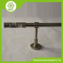 Varillas de cortina de aluminio de venta caliente de alta calidad de bajo precio
