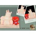 Cuscino Furry Unicorn con stile unico