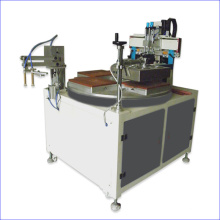 Ruler Screen Printing Machine, Converyor Style with Unload Robot and Dryer