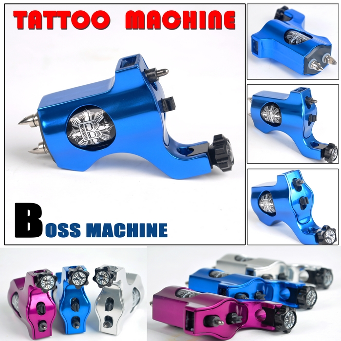 Aluminium alloy bishop tattoo machine