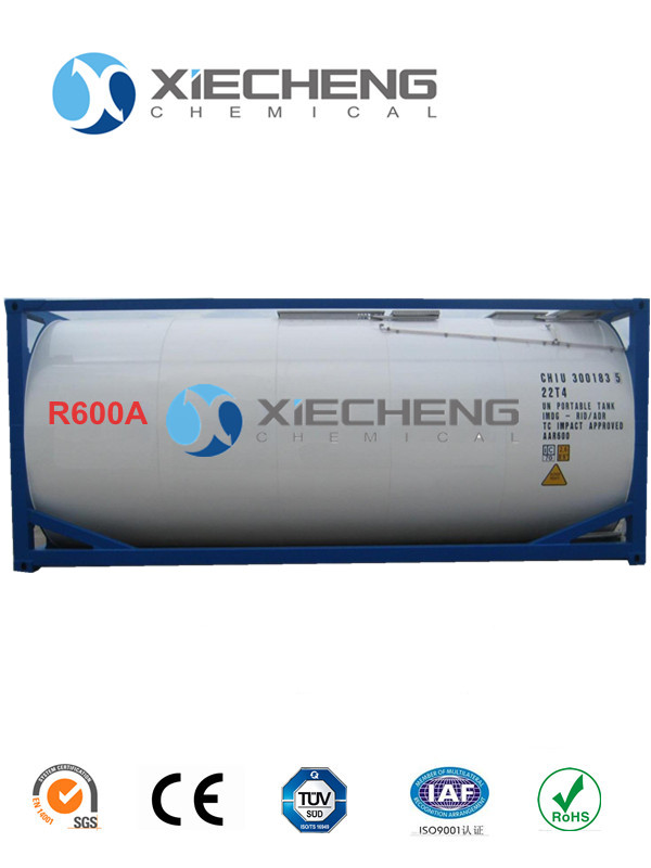 High purity isobutane R600A