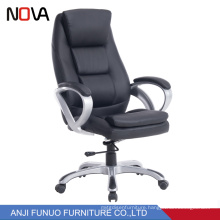 Custom high back thicken leather executive office chair Ergonomic massage chair