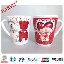 China Supplier Bulk Promotional Ceramic Couple Mug
