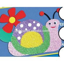 2016 new design Cartoon EVA Foam craft for kids