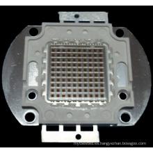 Diodo emisor de luz infrarroja de la MAZORCA del poder más elevado 100W 1050nm ir llevado para el equipamiento médico
