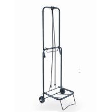 Carro de equipaje plegable de 2 ruedas
