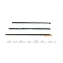 recambios de bolígrafo metal 67mm L x ø 2,3 mm