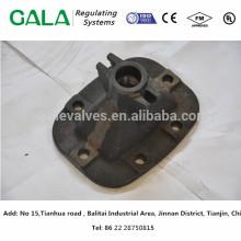 Peça de ferro fundido da válvula de portão pn16 made in china