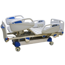 Lit d'hôpital avec matériau ABS