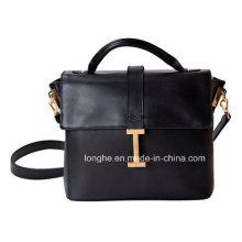 2015 High Quality Flap Hardware Shoulder Handbag