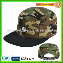 flat brim cap snapback hat SN-0038