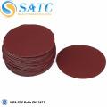 metal fino / madeira / vidro polimento ferramentas de papel de areia disco com alta qualidade