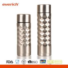 Everich Double Wall SS Isolé Vacuum Flash Avec Couvercle