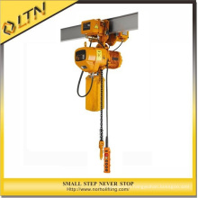 Safe Designed Used Electric Chain Hoist 5ton