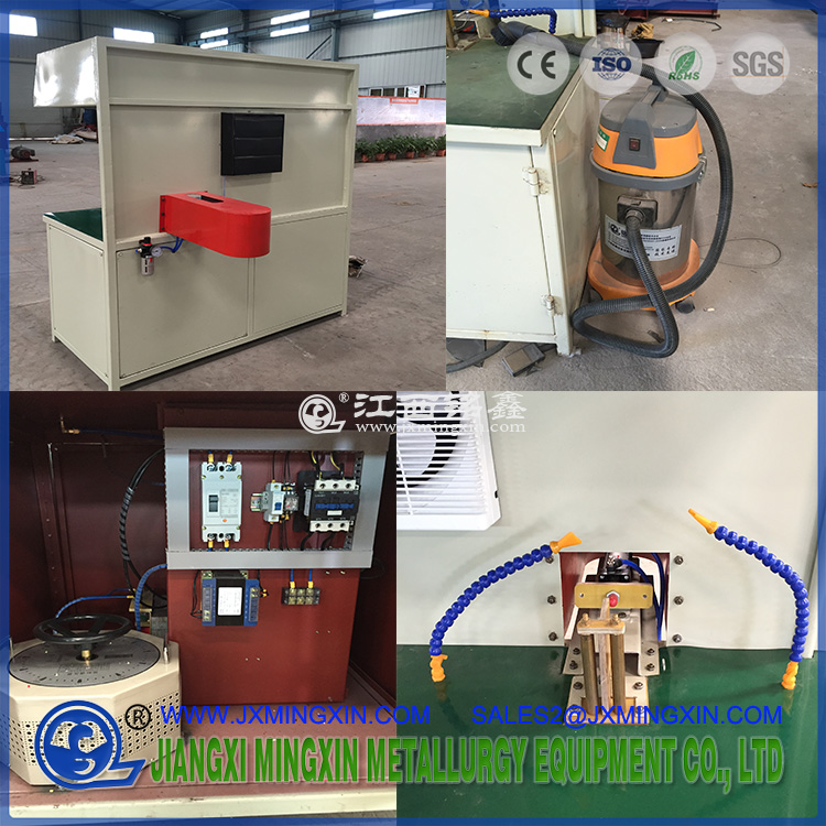 Crt Recycling Machine Parts