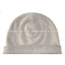 femmes tricoté casquettes de cachemire / chapeaux