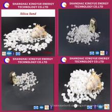 China Goldlieferant gute Qualität Quarzsand