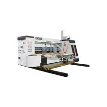 Automatic corrugated cardboard printer slotter  machine