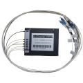 2-18channel CWDM mux demux avec des connecteurs