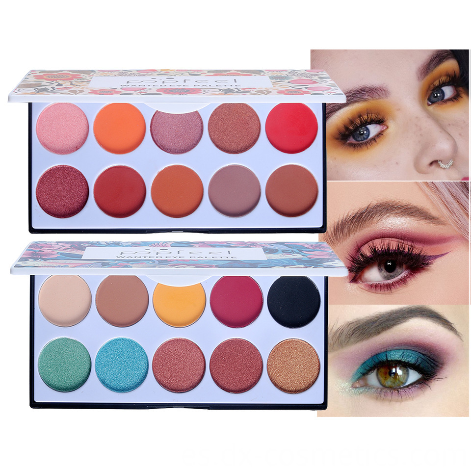 10 Colors Eye Shadow 6