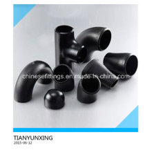 ASTM B16.9 Seamless Butt Weld Carbon Steel Pipe Fittings