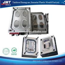 Moulage Injection plastique alimentaire contenant