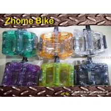 Bicycle Parts/Plastic Pedals, Color Pedals, Fat Beach Bike, Fixed Gear Bike