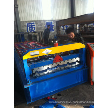 Metal Roofing Profile Sheet Roll Forming Machine