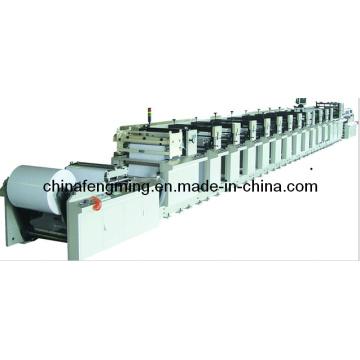 Paper Flexo Printer