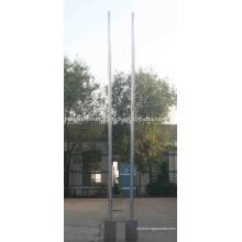 Palo De Aluminio Utilizado Para Poste Ligero Y Señal De Tráfico