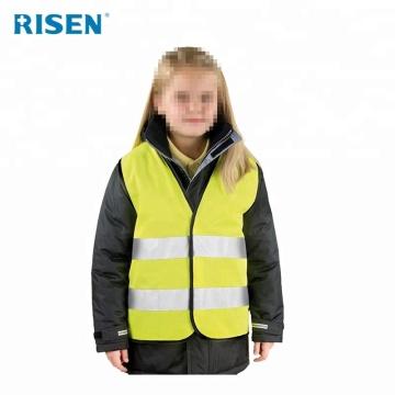 Детский светоотражающий жилет оптом оптом